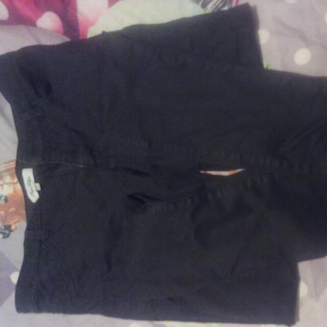 Miss Shop Skinny Jeans Black