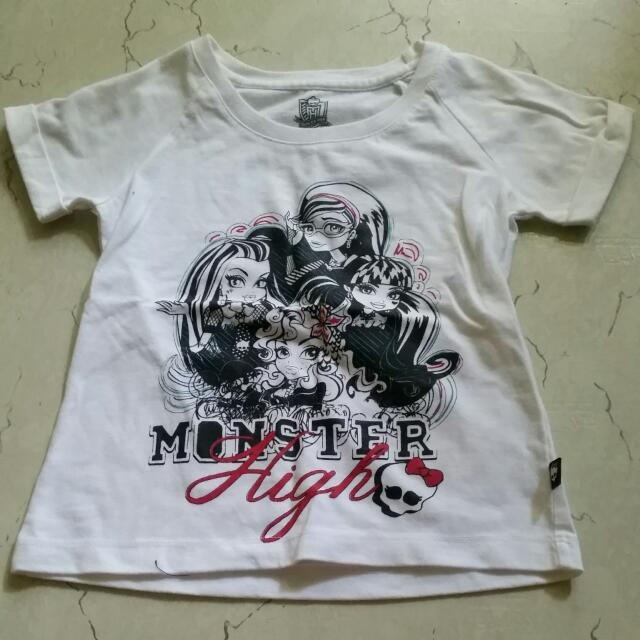 Monster High Shirt