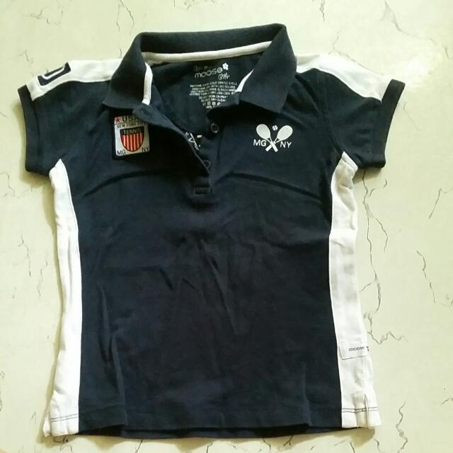 Moose Girl Polo Shirt