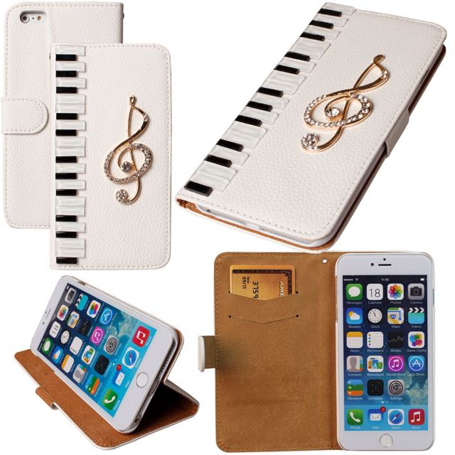 Music Piano Phone Case Cover / Sarung HP Handame