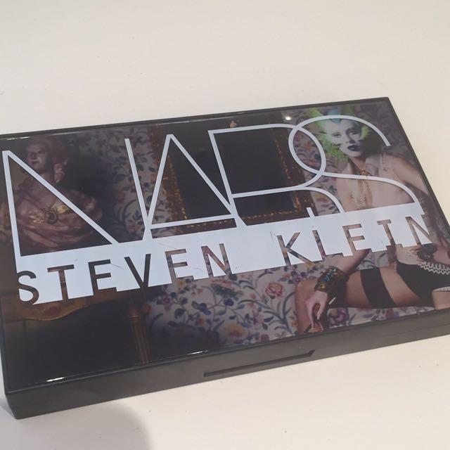 NARS STEVEN KLEIN highlighter And Blush Palette
