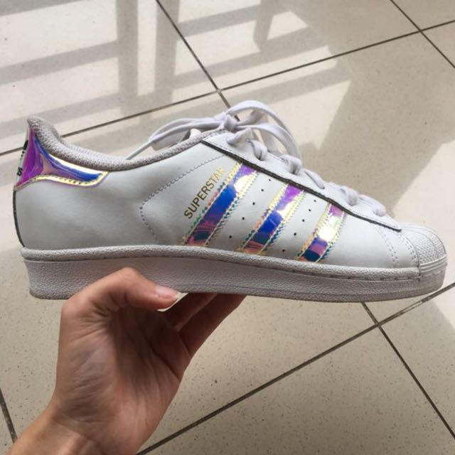 NEW HOLO SUPERSTAR adidas sneakers LIMITED EDITION