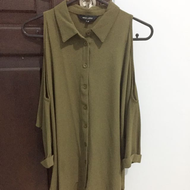 New Look Blouse Size 8