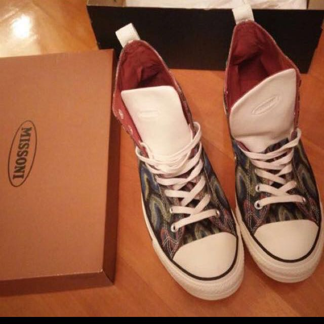 (New) Missoni X Converse Special Edition