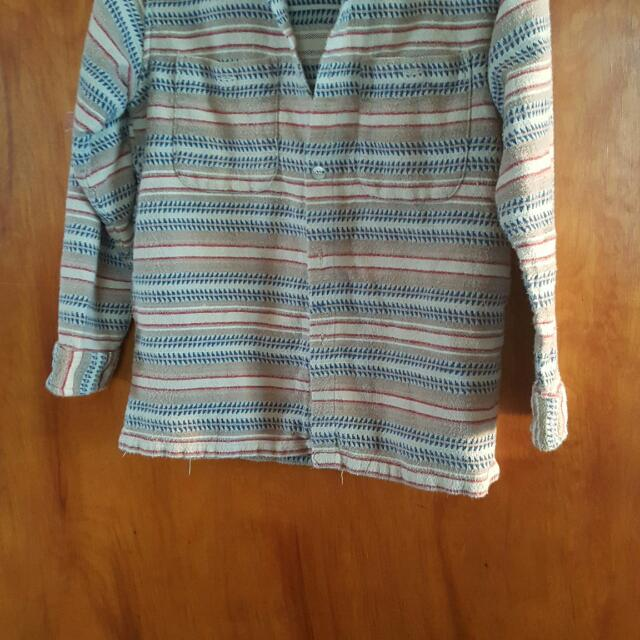 Nice Fleece Shirts  $6 each Or Both For $12
