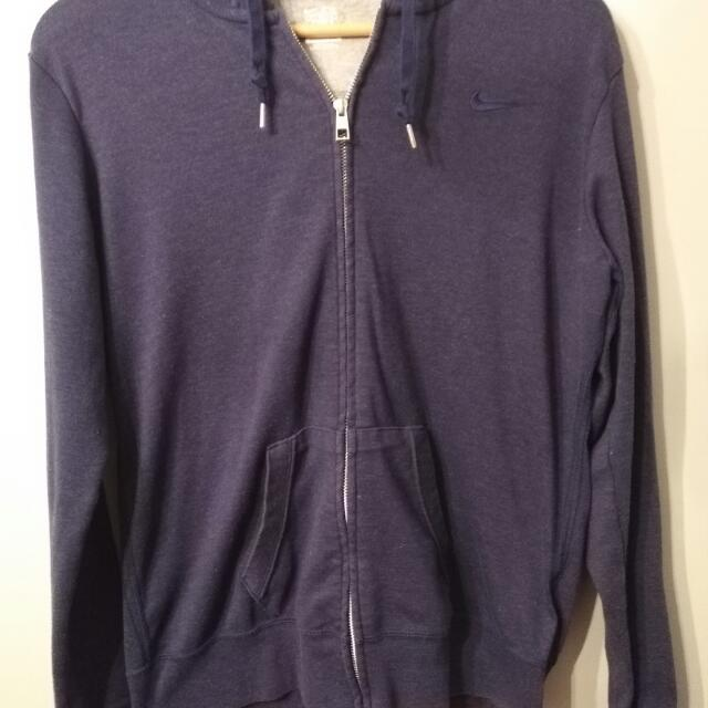 Nike Full Zip Hoodie, Woman's Large