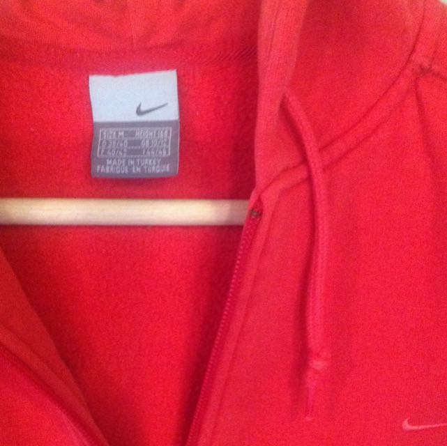 Nike Hoody Size M