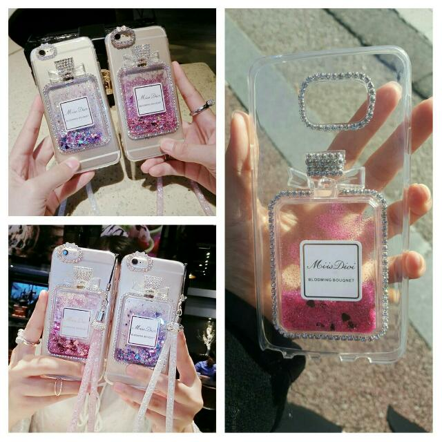 Note 5 PRE ORDER perfume bling case