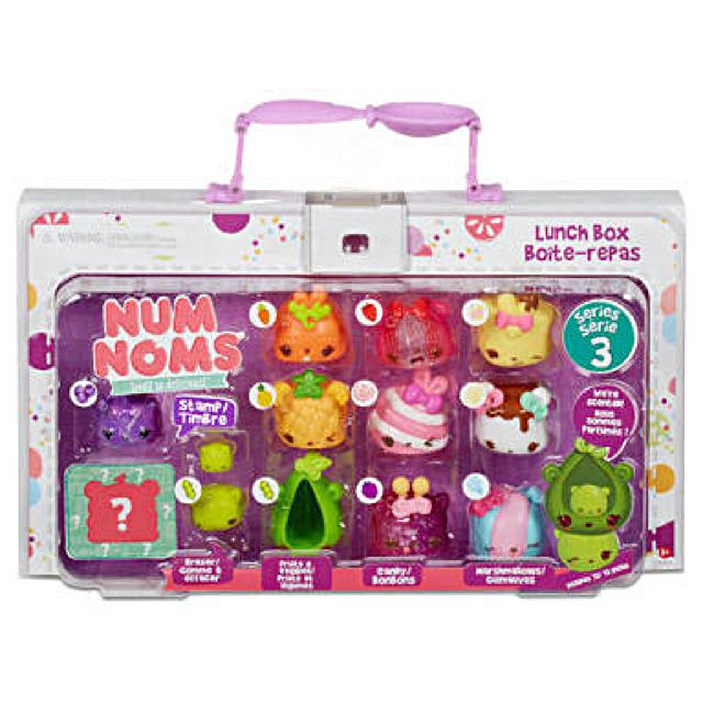 Num Noms Lunch Box Series 3