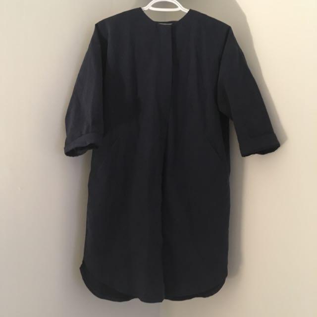 O+F Shirtdress