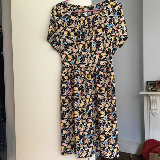 Oliver Bonas Size 10 Dress
