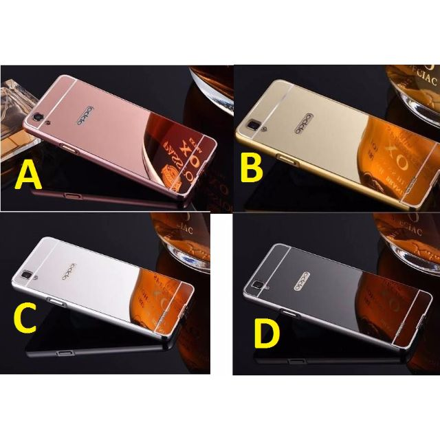 Oppo F1s High Quality Mirror MObile Phone Case _AB15