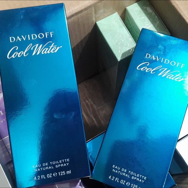Original Davidoff Cool Water