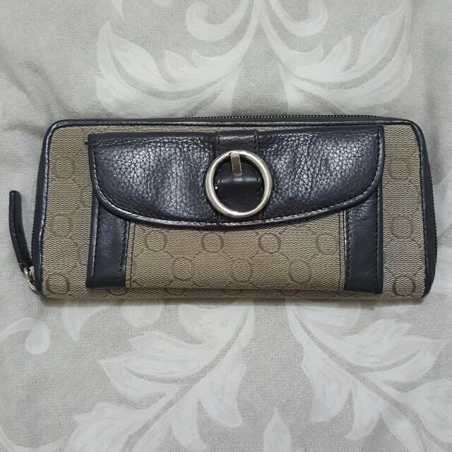 Oroton Signature Wallet