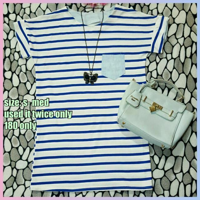 Preloved Shirt Dress