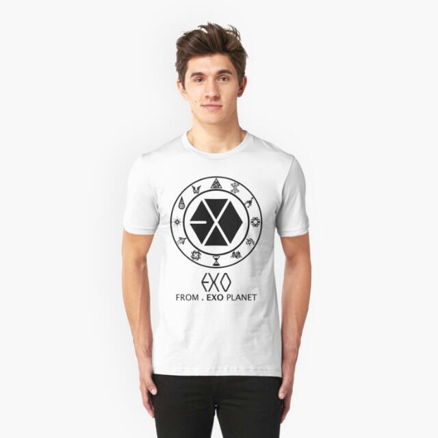 Pre-order EXO Shirt