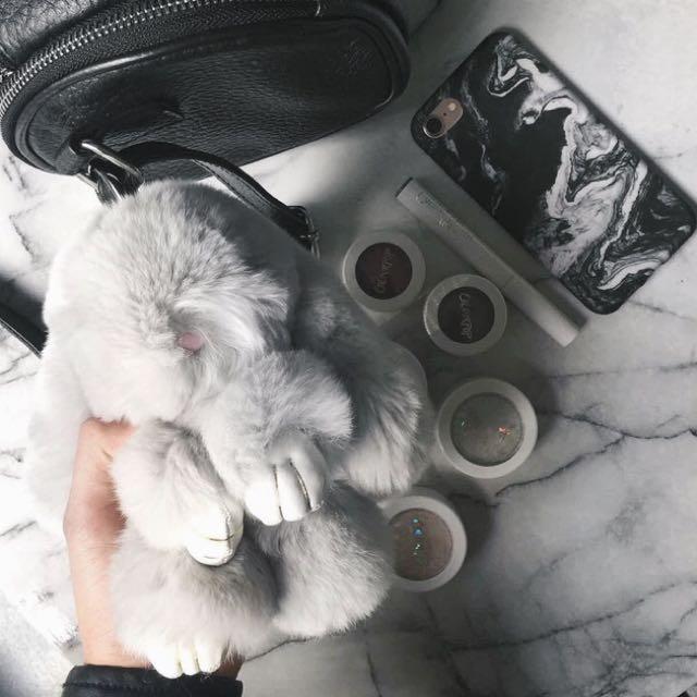 Rabbit / Bunny Key ring
