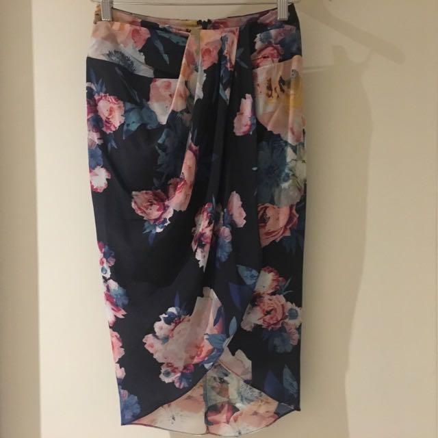 Rodeo Show Mariposa Skirt