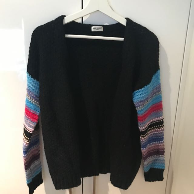 Saint Laurent Knit Cardigan