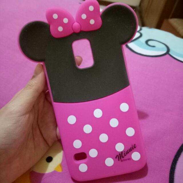 SAMSUNG S5 MINNIE MOUSE CASE