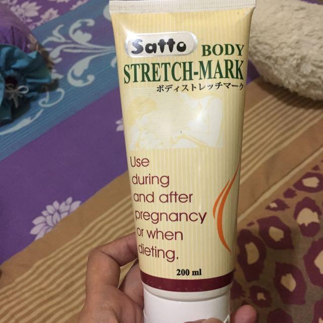 Satto Body Stretch Mark