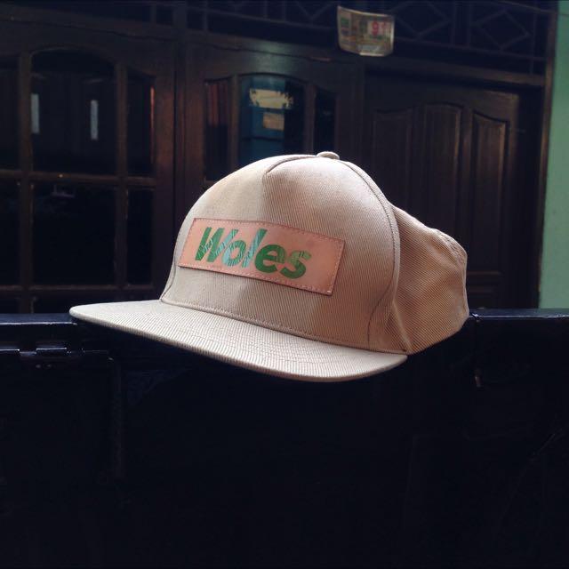 Snapback Woles Jakarta Original