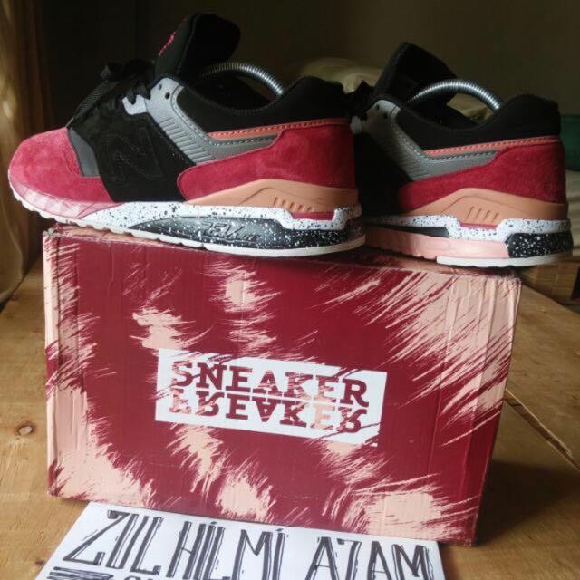 cheaper 5a1b2 b5e92 Sneaker Freaker x New Balance 997.5