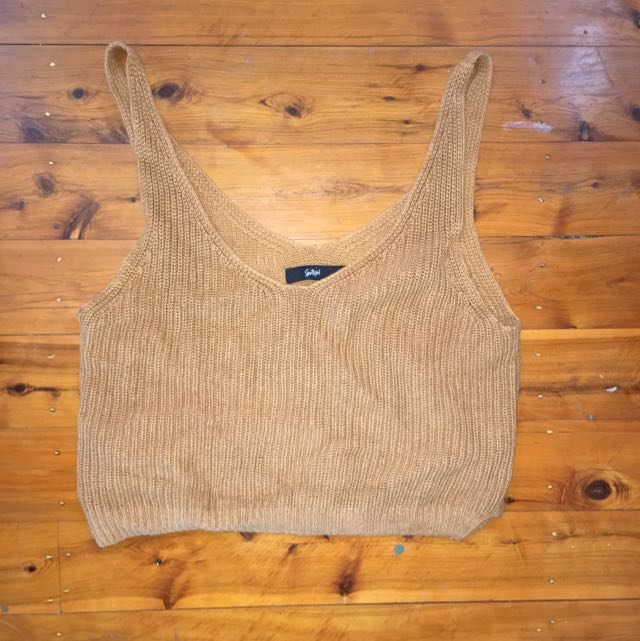 Sports girl Crop Top