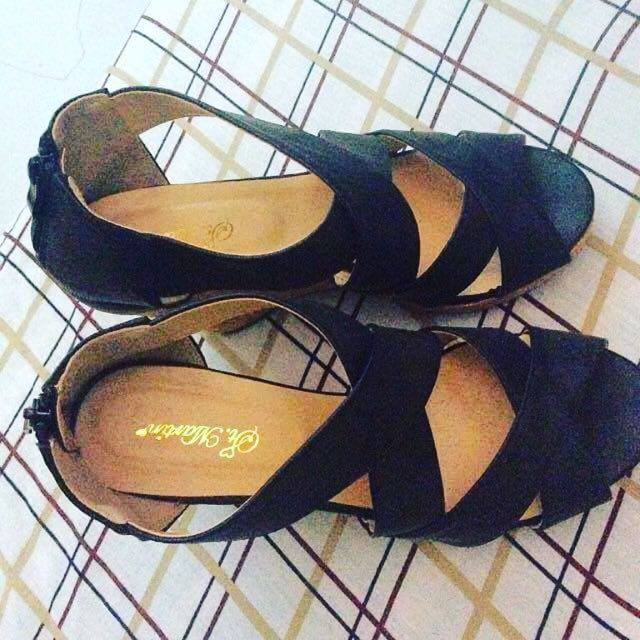 St. Martin Wedge Shoes