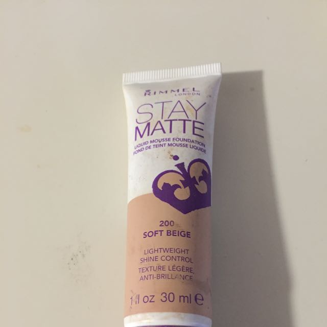 Stay Matte - Soft Beige