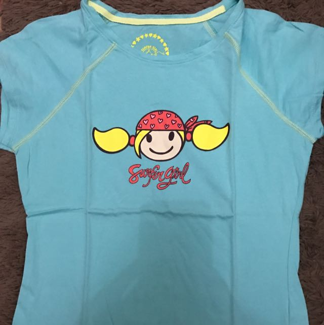 Surfer Girl Tshirt