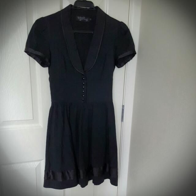 sz6 baby doll dress
