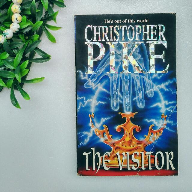 The Visitor - Christopher Pike