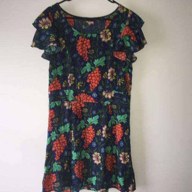 Vero Moda Print Dress #under20