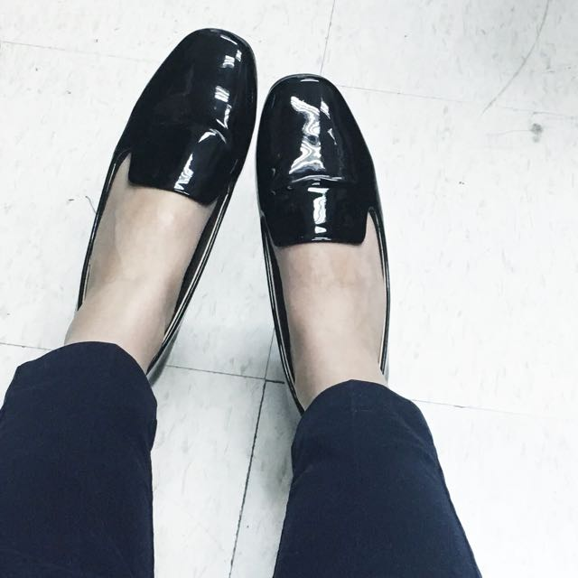 Zara Loafer Shoes