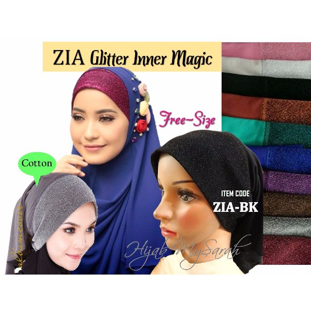 413dd53b60 ZIA Glitter Inner  Magic  《Slide Image To View Other Colors ...