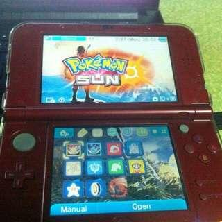 New Nintendo 3DS XL version 11.3 US