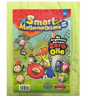 Smart Mathematician 2017, Lower Primary Book 1