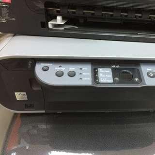 Pixma Mp160 Printer