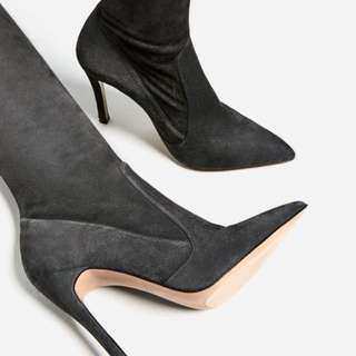 Zara Highboots