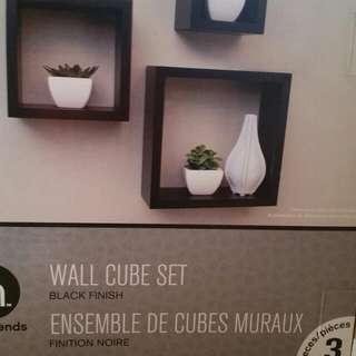 Wall Cube Set