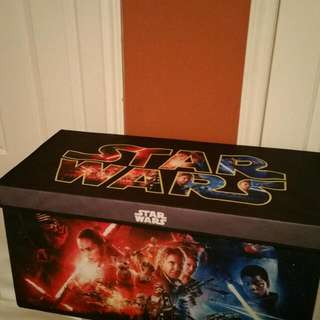 Star Wars, Finding Dory And Troll Collapsible Storage Trunk