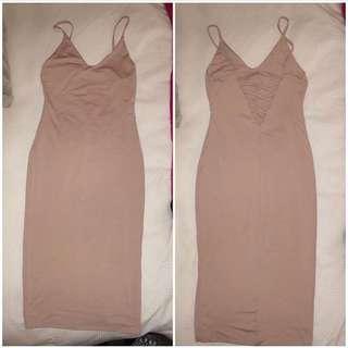 Nude Kookai Dress