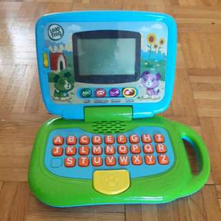 Leap Frog Learning Pad