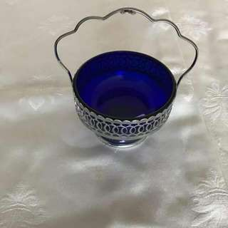 Candle Holder, Royal Albert Limited Edition Cup And Saucer