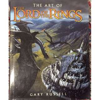 The Art of the Lord of the Rings