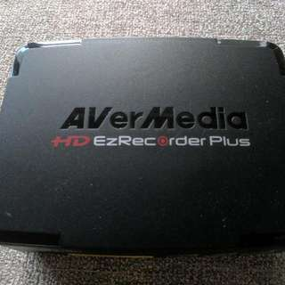 🚚 EzRecorder色差端子YPbPr錄影機(可錄MOD)