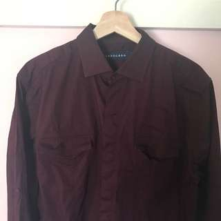 Tarocash Dress Shirt - Medium