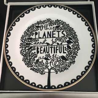 Rob Ryan Decorative Plate