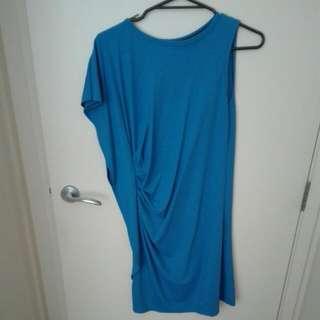Blue Dress #under20